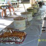crockpots and bread