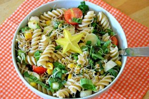 Holiday Camping Resort pasta-salad-2-300x199