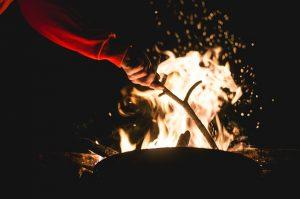 Holiday Camping Resort campfire-1031162_640-300x199